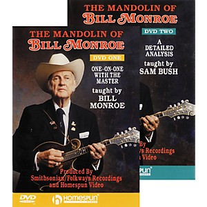 Homespun-The-Mandolin-of-Bill-Monroe--DVD-Set--Standard