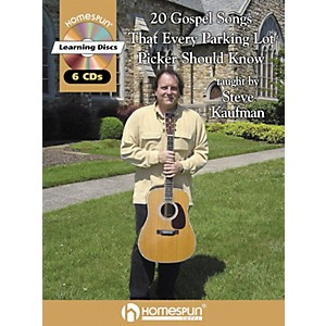 Homespun-20-Gospel-Tunes-That-Every-Parking-Lot-Picker-Should-Know-Guitar-Book-with-CD--Standard
