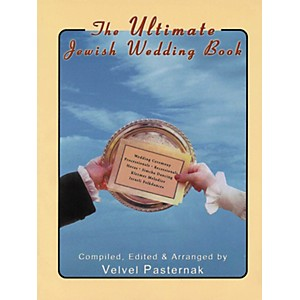 Tara-Publications-The-Ultimate-Jewish-Wedding-Book-with-CD--Standard