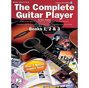 Music-Sales-The-Complete-Guitar-Player-Books-1--2-and-3-Standard