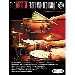 Hudson-Music-The-Official-Freehand-Technique-Johnny-Rabb-Book-CD-Standard