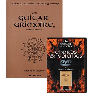 Carl-Fischer-Guitar-Grimoire-Vol--2-Pack--Book-DVD--Standard