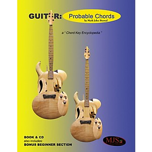 MJS-Music-Publications-Guitar-Probable-Chords--Book-CD--Standard