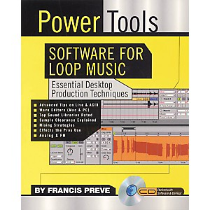 Backbeat-Books-Power-Tools-Software-for-Loop-Music--Book-CD-ROM--Standard