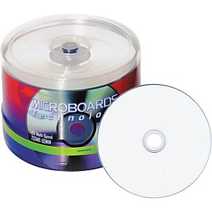 Taiyo-Yuden-4-7GB-DVD-R--White-Inkjet-Hub-Printable--100-Disc-Spindle-Standard