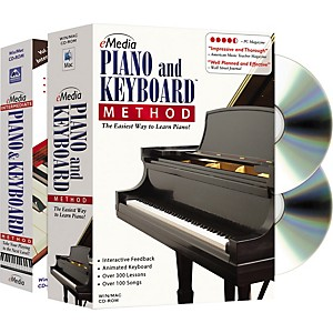 eMedia-Piano-and-Keyboard-Method-Deluxe-2-CD-ROM-Set-Standard