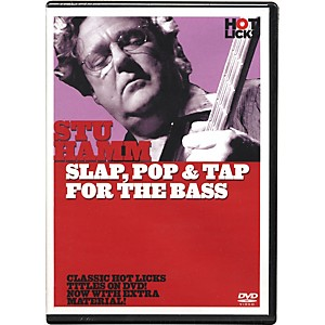 Hot-Licks-Stu-Hamm-Slap--Pop---Tap-For-the-Bass-DVD-Standard
