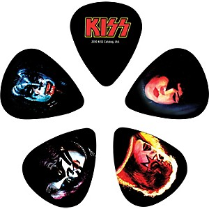 Planet-Waves-Kiss-ALIVE-II-Guitar-Picks-10-Pack-Heavy