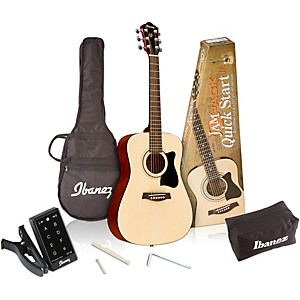 Ibanez-IJV30-Quickstart-3-4-Acoustic-Guitar-Pack-Natural