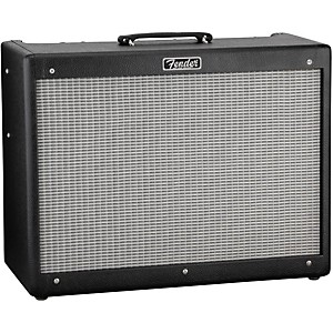 Fender-Hot-Rod-Deluxe-III-40W-1x12-Tube-Guitar-Combo-Amp-Black