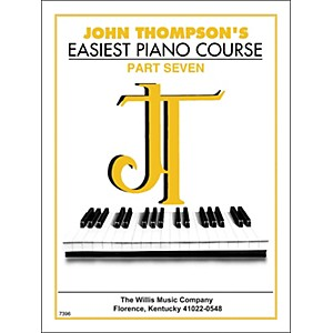 Willis-Music-John-Thompson-s-Easiest-Piano-Course-Part-7-Standard