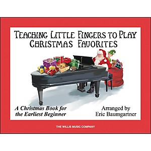 Willis-Music-Teaching-Little-Fingers-To-Play-Christmas-Favorites-Standard