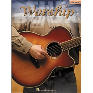 Hal-Leonard-The-Worship-Book---Easy-Guitar--No-Tab--Standard
