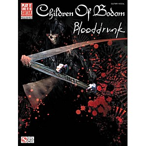 Cherry-Lane-Children-Of-Bodom--Blooddrunk-Tab-Book-Standard