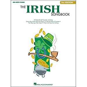 Hal-Leonard-The-Irish-Songbook---2nd-Edition-For-Big-Note-Piano-Standard