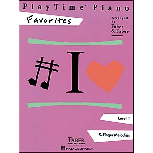 Faber-Music-Playtime-Piano-Favorites-Level-1-5-Finger-Melodies---Faber-Piano-Standard