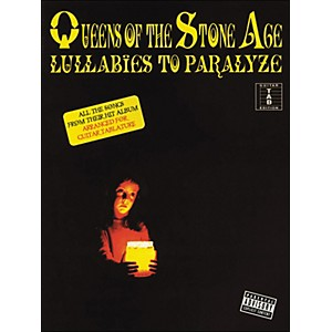 Cherry-Lane-Queens-Of-The-Stone-Age---Lullabies-To-Paralyze-Tab-Book-Standard