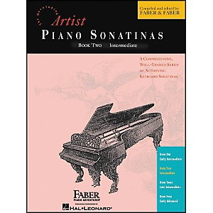 Faber-Music-Piano-Sonatinas-Book-2-Intermediate---Faber-Piano-Standard