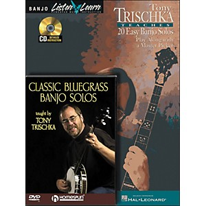 Hal-Leonard-Tony-Trischka-Banjo-Bundle-Pack--Book-CD-DVD--Standard