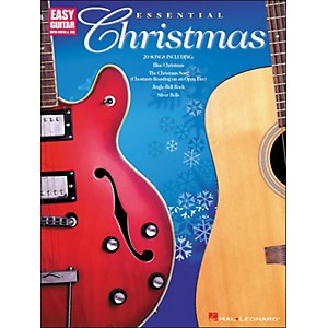 Hal-Leonard-Essential-Christmas-Easy-Guitar-With-Notes---Tab-Standard
