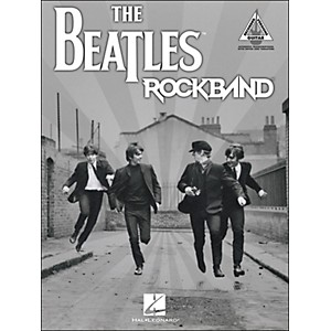 Hal-Leonard-The-Beatles-Rock-Band-Tab-Book-Standard
