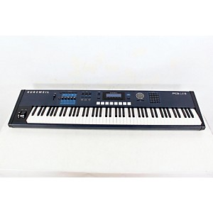 Kurzweil-PC3LE8-88-Key-Hammer-Action-Performance-Controller---Workstation-Keyboard--Light-Edition--888365163697