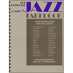 Hal-Leonard-The-Ultimate-Jazz-Fake-Book--The-E-Flat-Edition-Standard