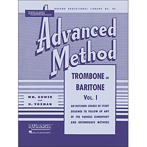 Hal-Leonard-Rubank-Advanced-Method-For-Trombone-Or-Baritone-Volume-1-Standard