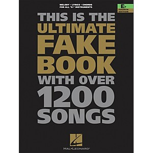 Hal-Leonard-The-Ultimate-Fake-Book-With-Over-1200-Songs-E-Flat-Instruments-Fourth-Edition-Standard