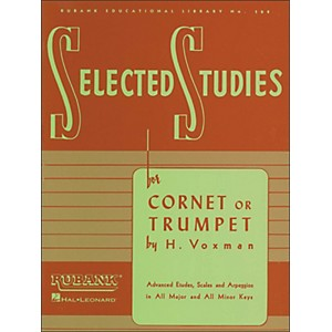 Hal-Leonard-Rubank-Selected-Studies-For-Cornet-Or-Trumpet-Standard