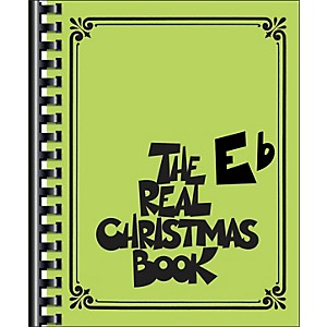 Hal-Leonard-The-Real-Christmas-Book-E-Flat-Edition-Standard