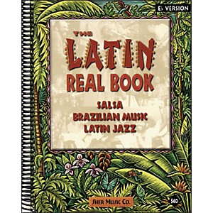Hal-Leonard-The-Latin-Real-Book-B-Flat-Edition-Standard