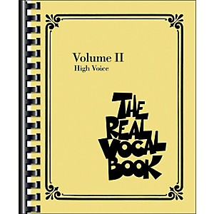 Hal-Leonard-The-Real-Vocal-Book---Volume-2-Standard