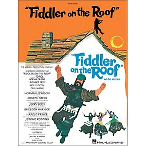 Hal-Leonard-Fiddler-On-The-Roof-Vocal-Score-Standard