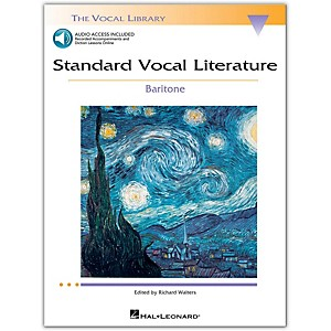 Hal-Leonard-Standard-Vocal-Literature---An-Introduction-To-Repertriore-For-Baritone-Book-2CD-Standard