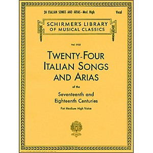 G--Schirmer-24-Italian-Songs-And-Arias-For-Medium-High-Voice-Book-Only-Standard