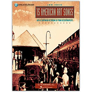 G--Schirmer-15-American-Art-Songs-For-Low-Voice-Book-CD-Standard