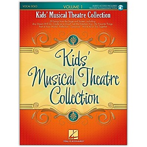 Hal-Leonard-Kids--Musical-Theatre-Collection-Volume-1-Book-CD-Standard