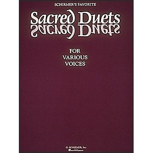 G--Schirmer-Schirmer-s-Favorite-Sacred-Duets-For-Various-Voices-Standard