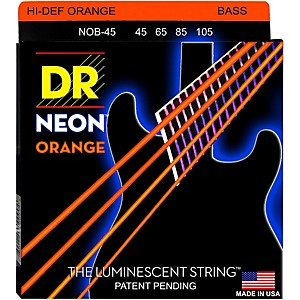 DR-Strings-NEON-Hi-Def-Orange-Bass-SuperStrings-Medium-4-String-Standard