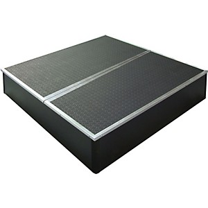 Control-Acoustics-Portable-Stage-with-Rubber-Diamond-Mat-Surface-3x3-feet