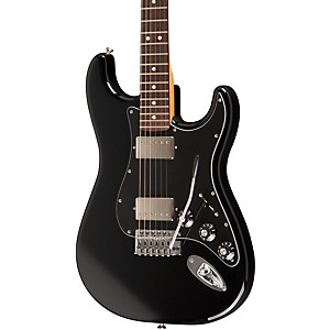 Fender-Blacktop-Stratocaster-HH-with-Rosewood-Fretboard-Electric-Guitar-Black-Rosewood