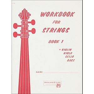 Alfred-Workbook-for-Strings-Book-1-Violin-Standard
