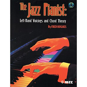 Alfred-The-Jazz-Pianist-Left-Hand-Voicings-and-Chord-Theory-Book---CD-Standard