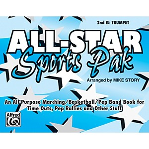 Alfred-All-Star-Sports-Pak-2nd-B-Flat-Trumpet-Standard