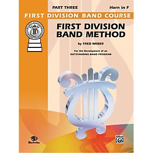 Alfred-First-Division-Band-Method-Part-3-Horn-in-F-Standard