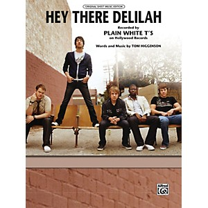 Alfred-Hey-There-Delilah-Piano-Vocal-Chords-Sheet-Standard