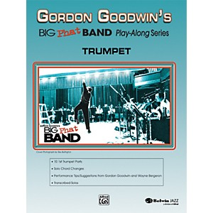 Alfred-Gordon-Goodwin-s-Big-Phat-Band-Play-Along-Series-Trumpet-Book---CD-Standard