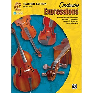Alfred-Orchestra-Expressions-Book-One-Teacher-Edition-Teacher-Curriculum-Package-Standard