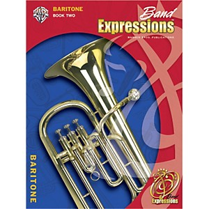 Alfred-Band-Expressions-Book-Two-Student-Edition-Baritone-B-C--Book---CD-Standard